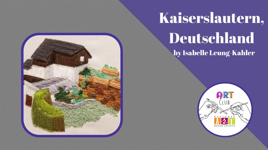 Kaiserslautern, Deutchland