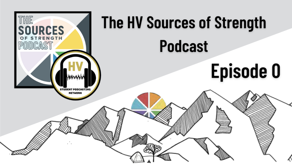Episode 0 Graphic - Sources of Strength Podcast