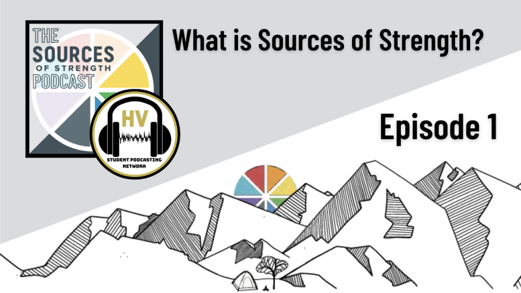 Episode 1 Graphic - Sources of Strength Podcast