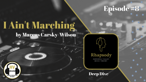 Deep Dive - I Ain't Marching Anymore