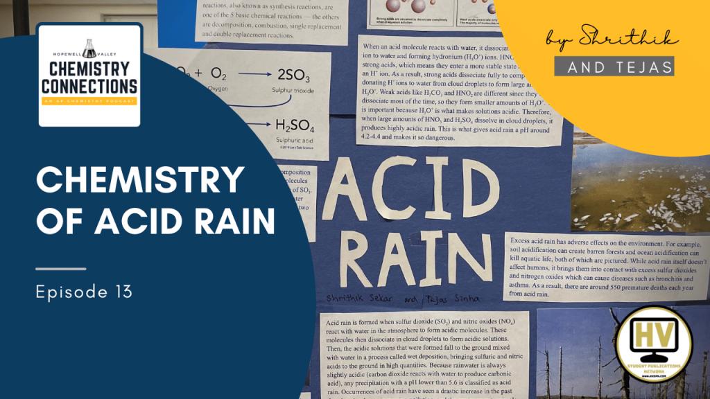 Chemistry of Acid Rain v2