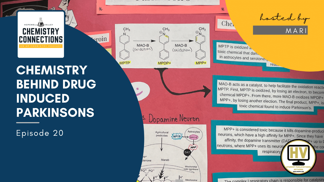 Chemistry of Drug Induced Parkinsons