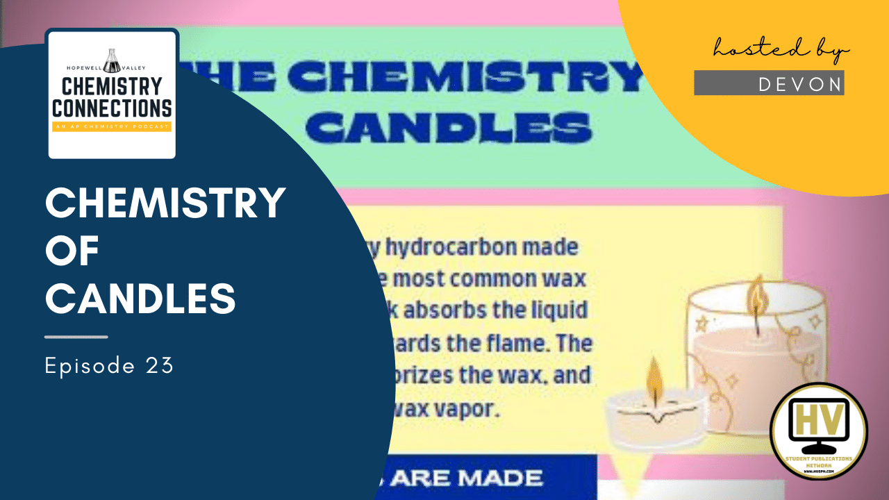 Chemistry of Candles